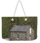 Summer Kitchen In Spring - Colonial Stone Weekender Tote Bag