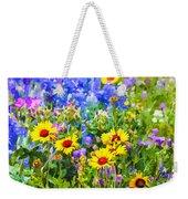 Summer Landscape Weekender Tote Bag
