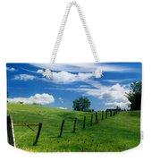 Summer Landscape Weekender Tote Bag by Steve Karol