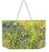 Summer Meadow Weekender Tote Bag