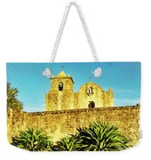 Summer Mission Weekender Tote Bag
