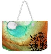 Summer Moon - Landscape Art By Sharon Cummings Weekender Tote Bag by Sharon Cummings