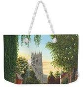 Summer Morning St. Mary Weekender Tote Bag