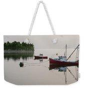 Summer Morning Stillness Weekender Tote Bag