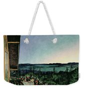 Summer Night Weekender Tote Bag by Harald Oscar Sohlberg