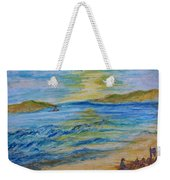 Summer/ North Wales  Weekender Tote Bag