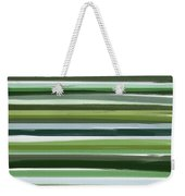 Summer Of Green Weekender Tote Bag