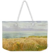 Summer On The Cliffs Weekender Tote Bag