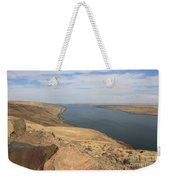 Summer On The Columbia River Weekender Tote Bag