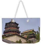 Summer Palace, Beijing Weekender Tote Bag