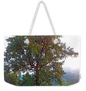 Summer Poplar Tree Filtered Weekender Tote Bag