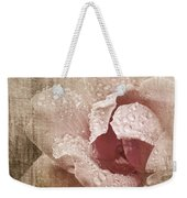 Summer Rose #1 Weekender Tote Bag