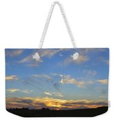 Summer Sets Panorama Weekender Tote Bag