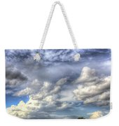 Summer Sky Farm Weekender Tote Bag