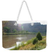 Summer Solitude Weekender Tote Bag