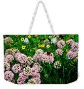 Summer Song Weekender Tote Bag