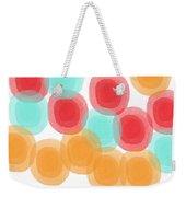 Summer Sorbet- Abstract Painting Weekender Tote Bag
