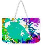 Summer Splash Weekender Tote Bag