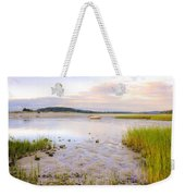 Summer Sunrise At Little Neck Weekender Tote Bag