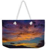 Summer Sunset Colorado Weekender Tote Bag