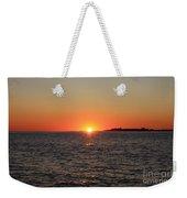 Summer Sunset Weekender Tote Bag
