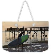 Summer Surfer Weekender Tote Bag