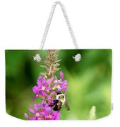 Summer Time And The Feeding Is Easy Weekender Tote Bag