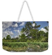 Summer Time At Moraine View State Park Weekender Tote Bag