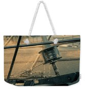 Summer Time On The Boat Weekender Tote Bag
