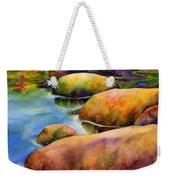 Summer Tranquility Weekender Tote Bag