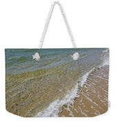 Summer Waves Weekender Tote Bag