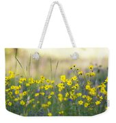 Summer Wildflowers On The Rim  Weekender Tote Bag