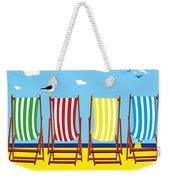 Summers Comin Weekender Tote Bag