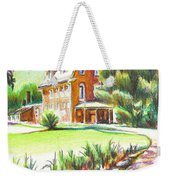 Summertime At Ursuline No C101 Weekender Tote Bag