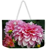Summertime Blossoms Weekender Tote Bag