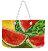 Summertime Delight Weekender Tote Bag