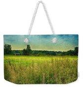 Summertime Weekender Tote Bag by Jutta Maria Pusl
