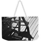 Summertime Shadows Weekender Tote Bag