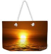 Sun 10 Weekender Tote Bag