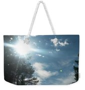 Sun And Country Weekender Tote Bag