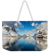 Sun And Ice Reinefjord Weekender Tote Bag