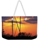 Sun And Masts Weekender Tote Bag