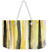 Sun And Shadows- Abstract Painting Weekender Tote Bag