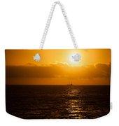 Sun And Ship Weekender Tote Bag