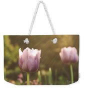 Sun Bathing Weekender Tote Bag