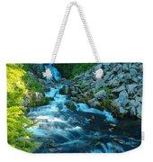 Sun Beam Falls Weekender Tote Bag