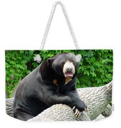 Sun Bear - 09515-1 Weekender Tote Bag