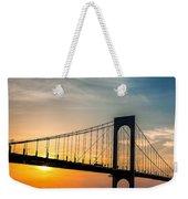 Sun Block Weekender Tote Bag
