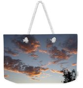 Sun Clouds Weekender Tote Bag