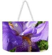 Sun Dance Iris Weekender Tote Bag